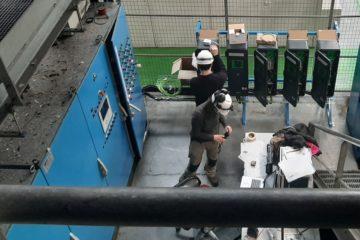 Optimisation de la distribution hydraulique du réseau de refroidissement de CATERPILLAR Grenoble