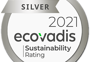 medialle RSE argent ECOVADIS